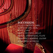 Boccherini: Cello Concerto, G. 480 & Chamber Works by Various Artists