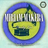 Back of the Moon de Miriam Makeba