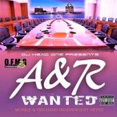 DJ Head One Presents A&R Wanted de Various Artists