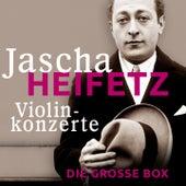 Jascha Heifetz: Violinkonzerte - Die große Box von Various Artists