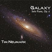 Galaxy (Solo Piano, Op. 6) by Tim Neumark