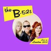Live in London 2013 de The B-52's