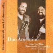 Dúo Argentino - Kammermusik Aus Lateinamerika by Ricardo Havenstein