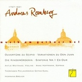 Romberg: Arien und Orchesterwerke (Musik am Gothaer Hof) von Various Artists