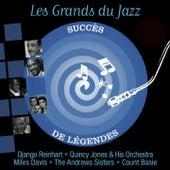 Les grands du jazz (Succès de légendes) by Various Artists