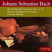 Bach: Brandenburg Concertos No. 4, BWV 1049 - No. 6, BWV 1051 von Various Artists
