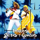 Porros, Gaitas y Cumbias de Various Artists