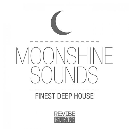 Moonshine Sounds Vol. 1 by Various Artists