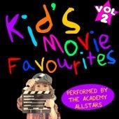 Kid's Movie Favourites, Vol. 2 de Academy Allstars