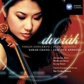 Dvorak : Violin Concerto in A/Piano Quintet de Sarah Chang