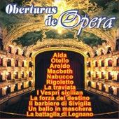 Oberturas de Opera von Rundfunk-Sinfonieorchester Berlin