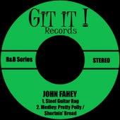 Steel Guitar Rag de John Fahey