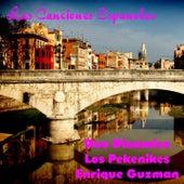 Las Canciones Espanolas by Various Artists