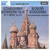 Tchaikovsky: Symphony No.5 in E Minor de Leopold Stokowski