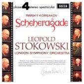 Rimsky-Korsakov: Scheherazade de Leopold Stokowski