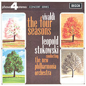 Vivaldi: The Four Seasons von Leopold Stokowski