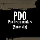 Pdo Instrumentals (Show Mix) de P.D.O.