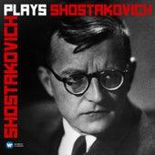 Shostakovich plays Shostakovich de Dmitri Shostakovich
