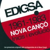 EDIGSA 1961-1983 Nova Cançó. Inicis I Evolució (Vol. 1) by Various Artists