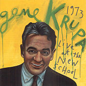 Live At The New School de Gene Krupa