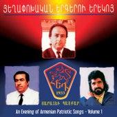 An Evening of Armenian Patriotic Songs Vol. 1 von Various Artists