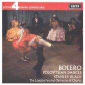 Ravel: Bolero; Borodin: Polovtsian Dances by Stanley Black