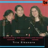 Max Bruch: 8 Pieces, Op. 83 - Paul Juon: Trio-Miniaturen, Op. 18 - Joachim Stutschewsky: Hassidic Fantasy by Trio Eléonore
