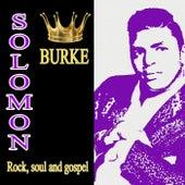Rock, soul and gospel by Solomon Burke