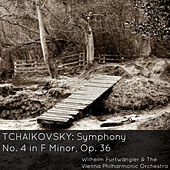 Tchaikovsky: Symphony No. 4 in F Minor, Op. 36 by Vienna Philharmonic Orchestra
