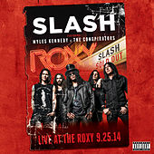 Live At The Roxy 09.25.14 di Slash