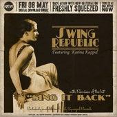 Sing It Back de Swing Republic