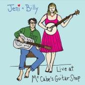 Live At McCabe's Guitar Shop by Jeni & Billy