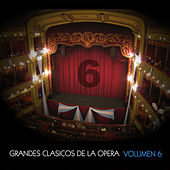 Grandes Clásicos de la Opera, Volumen 6 by Various Artists