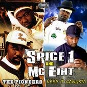 The Pioneers & Keep It Gangsta (Deluxe Edition) von MC Eiht