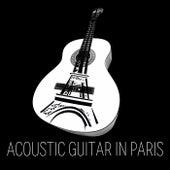Jazz Music - Acoustic Guitar in Paris by Anatol Kanarowski