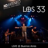 Live @ Buenos Aires de 33