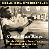 Candy Man Blues (Blues People 1928) by Various Artists