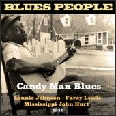 Candy Man Blues (Blues People 1928) de Various Artists