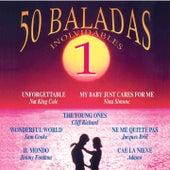 50 Baladas Inolvidables, Vol. 1 de Various Artists