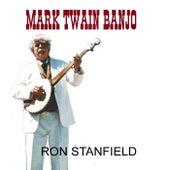 Mark Twain Banjo by Ron Stanfield