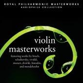 Violin Masterworks by Various Artists