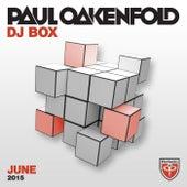 DJ Box - June 2015 de Various Artists