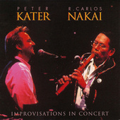 Improvisations In Concert by Peter Kater