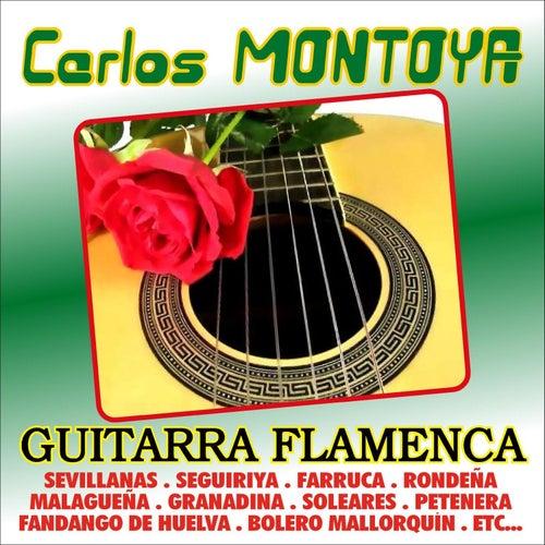 Carlos Montoya - Guitarra Flamenca by Carlos Montoya
