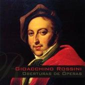Rossini, Oberturas de Óperas by Radio-Symphonie-Orchester Berlin
