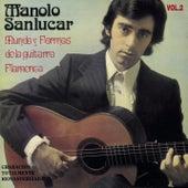 Mundo y Formas de la Guitarra Vol. 2 de Manolo Sanlucar