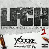 LFCH (Live From Capitol Homes 2) de Yung Booke