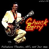 Live At Palladium Theater, New York, WNEW-FM Broadcast, 31st December 1988 (Remastered) de Chuck Berry