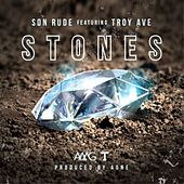 Stones (feat. Troy Ave) - Single by Son Rude