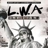 L.W.a. Latino Wita Attitude, Vol. 1 de Cali RP